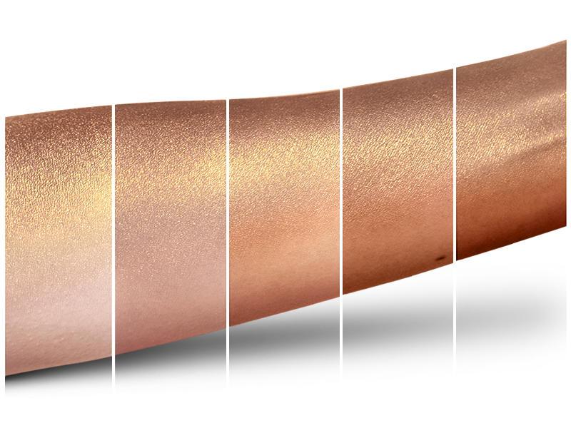 mac pro pigment gold