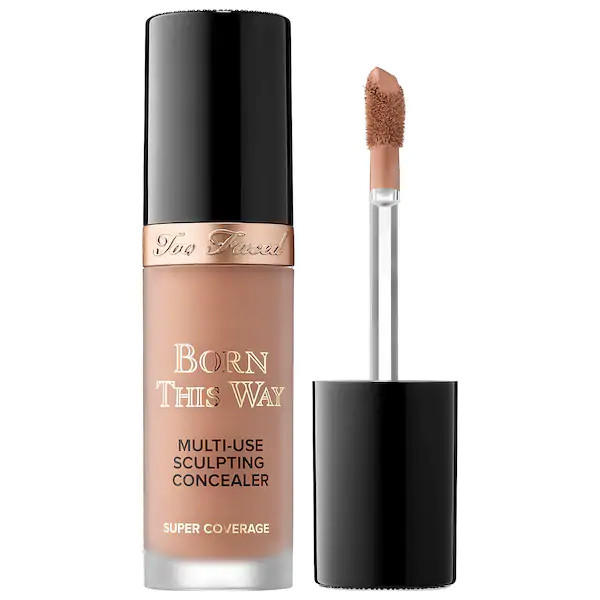 Too Faced Born This Way Super Coverage Concealer Caramel