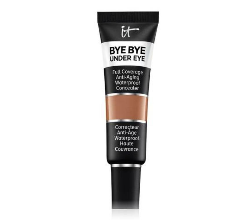 IT Cosmetics Bye Bye Under Eye Full Coverage Anti-Aging Waterproof Concealer Warm Deep 42.5