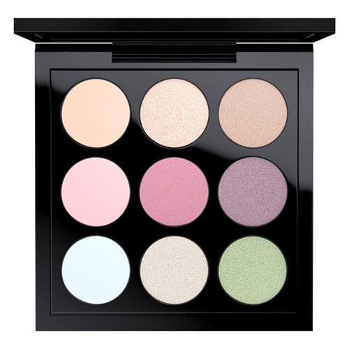 MAC Eyeshadow Palette Pastel Times Nine