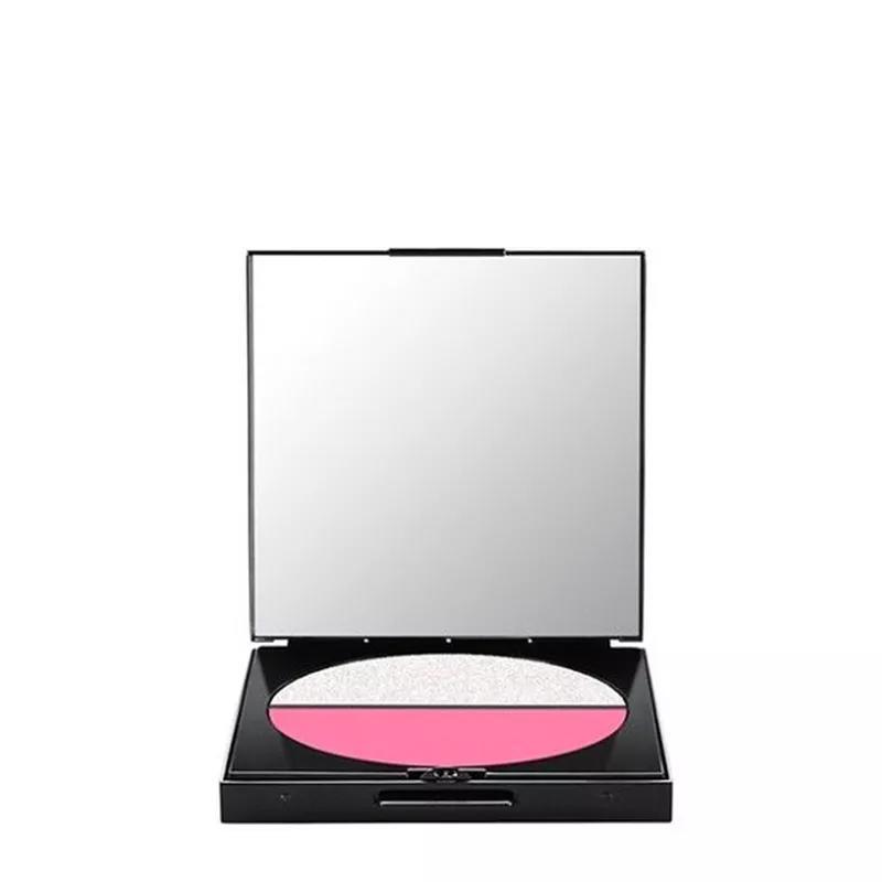 MAC x Min Liu Fortune Eyeshadow Duo Platinum Shadow/Lotus Pink