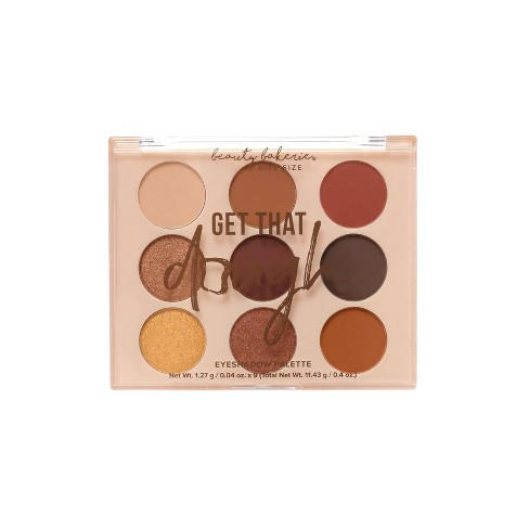 Beauty Bakerie Eyeshadow Palette Get That Dough