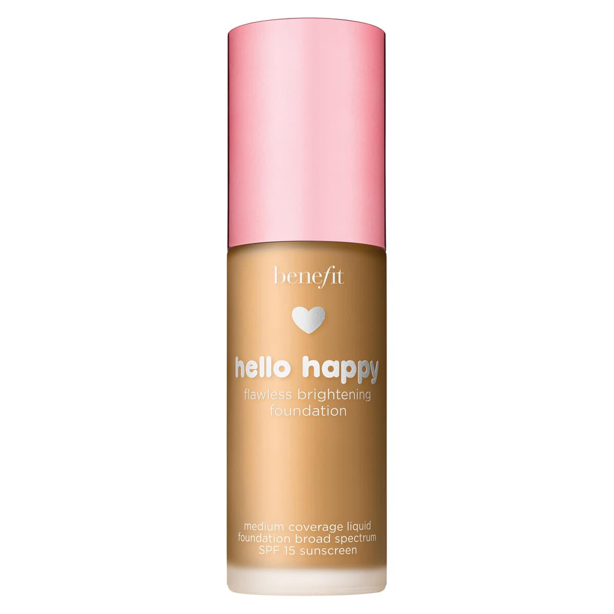 Benefit Hello Happy Flawless Brightening Foundation 5