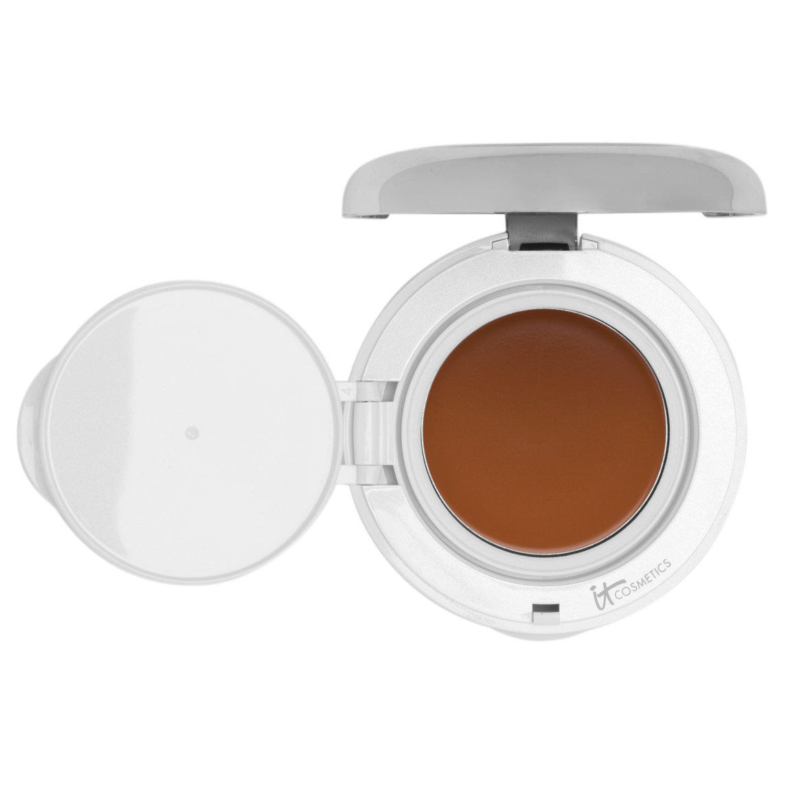 IT Cosmetics Confidence In A Compact Golden Deep