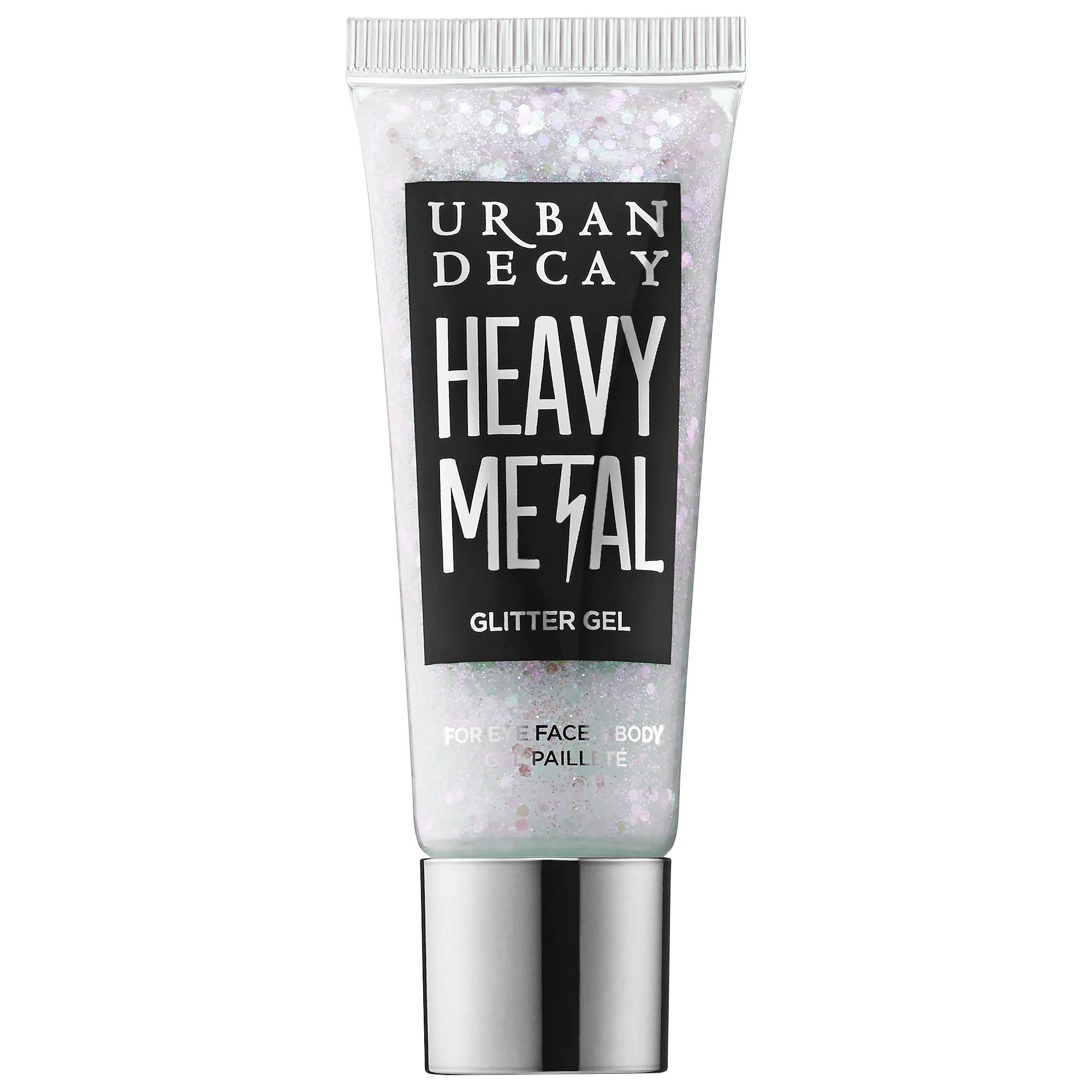 Urban Decay Heavy Metals Face & Body Glitter Gel Distortion