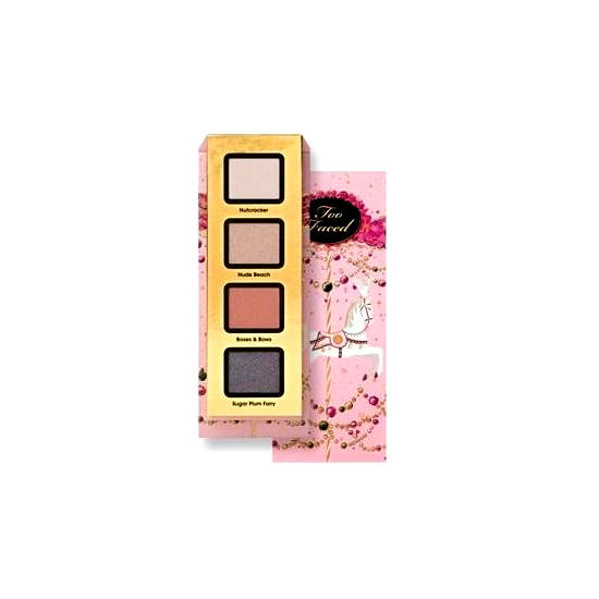 Too Faced Feminine Nudes Eyeshadow Palette La Belle Carousel Collection