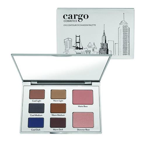 Cargo Eye Contour Eyeshadow Palette 02