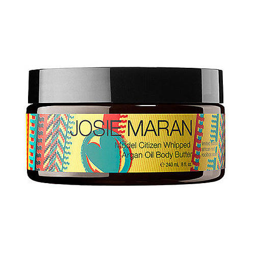 Josie Maran Model Citizen Whipped Argan Oil Body Butter Limited Edition With African Red Rooibos Scent