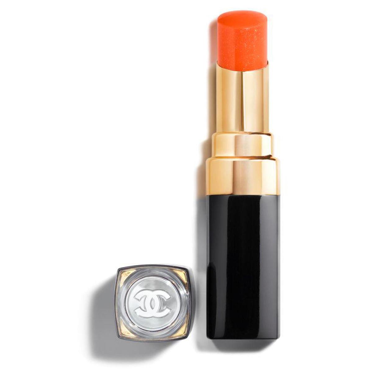 Chanel Rouge Coco Flash Illuminating Top Coat Warm Up 202