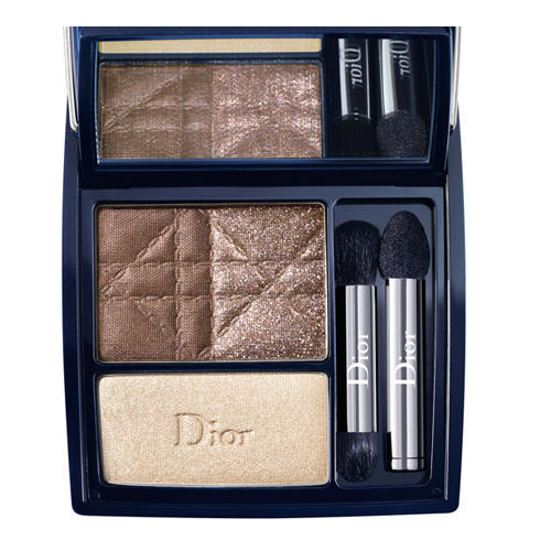 Dior 3 Couleurs Smoky Eye Palette Smoky Nude 571