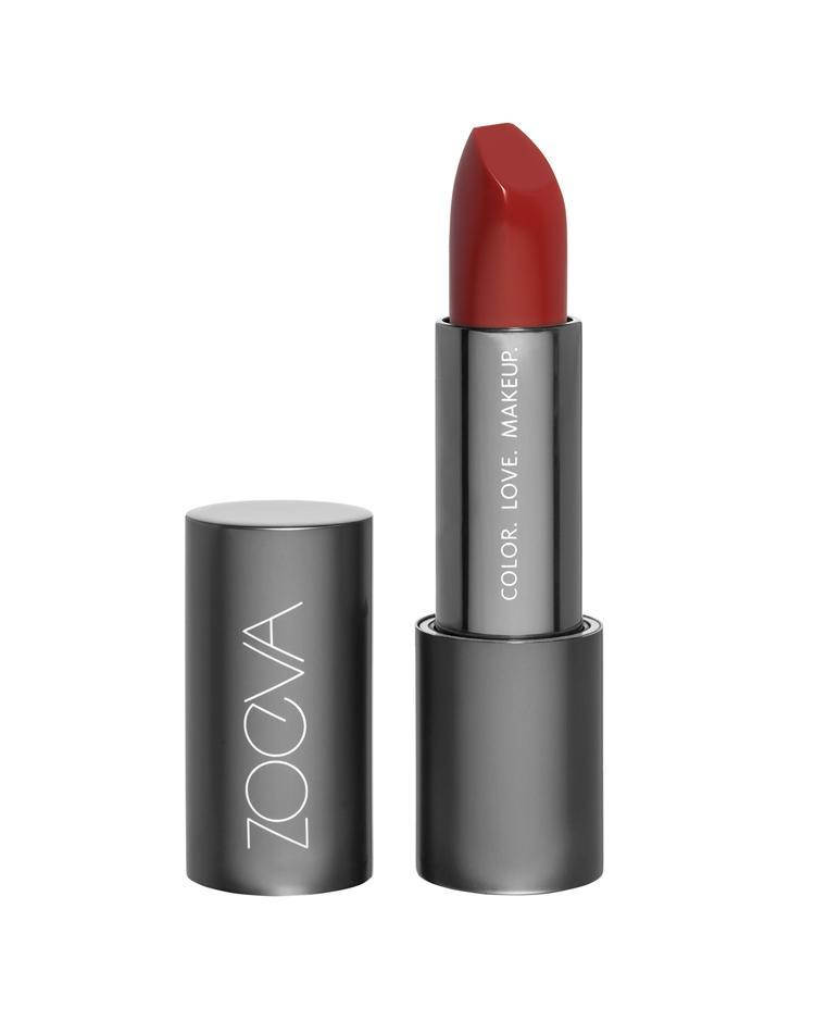 Zovea Luxe Cream Lipstick Futuro Red
