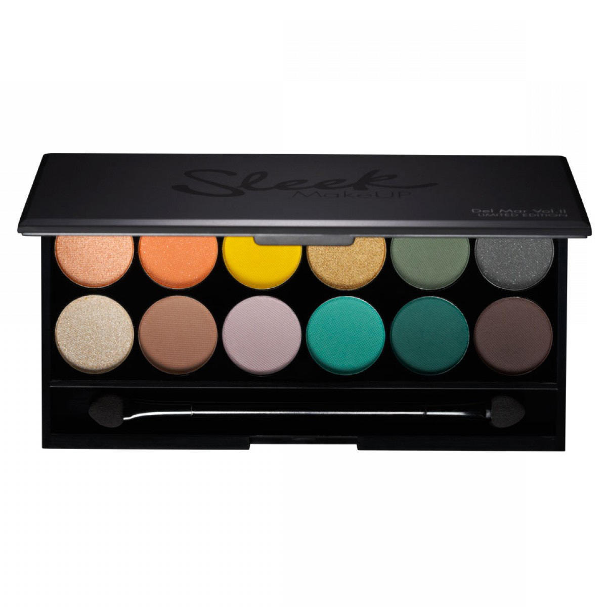 Sleek i-Divine Eyeshadow Palette Del Mar Vol II 450