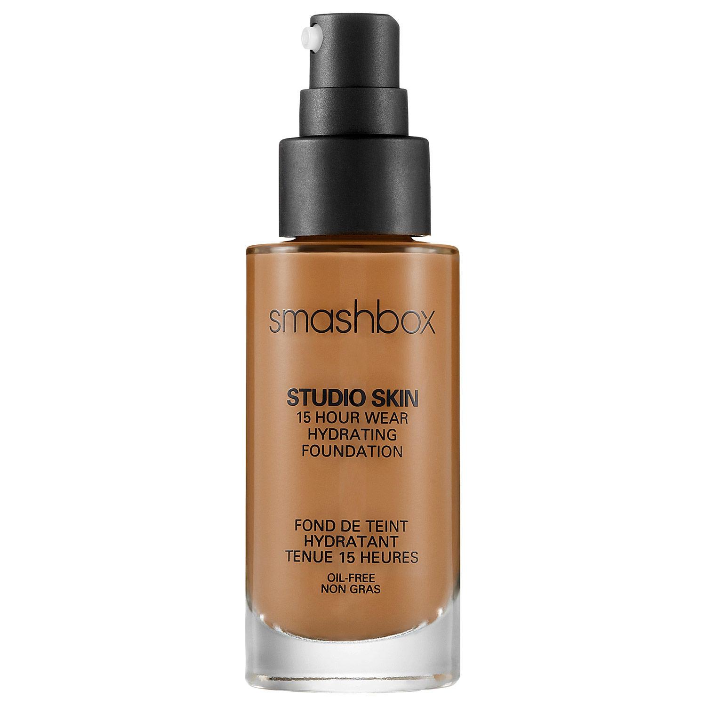 Smashbox Studio Skin 15 Hour Wear Foundation  Warm Medium Beige 3.4