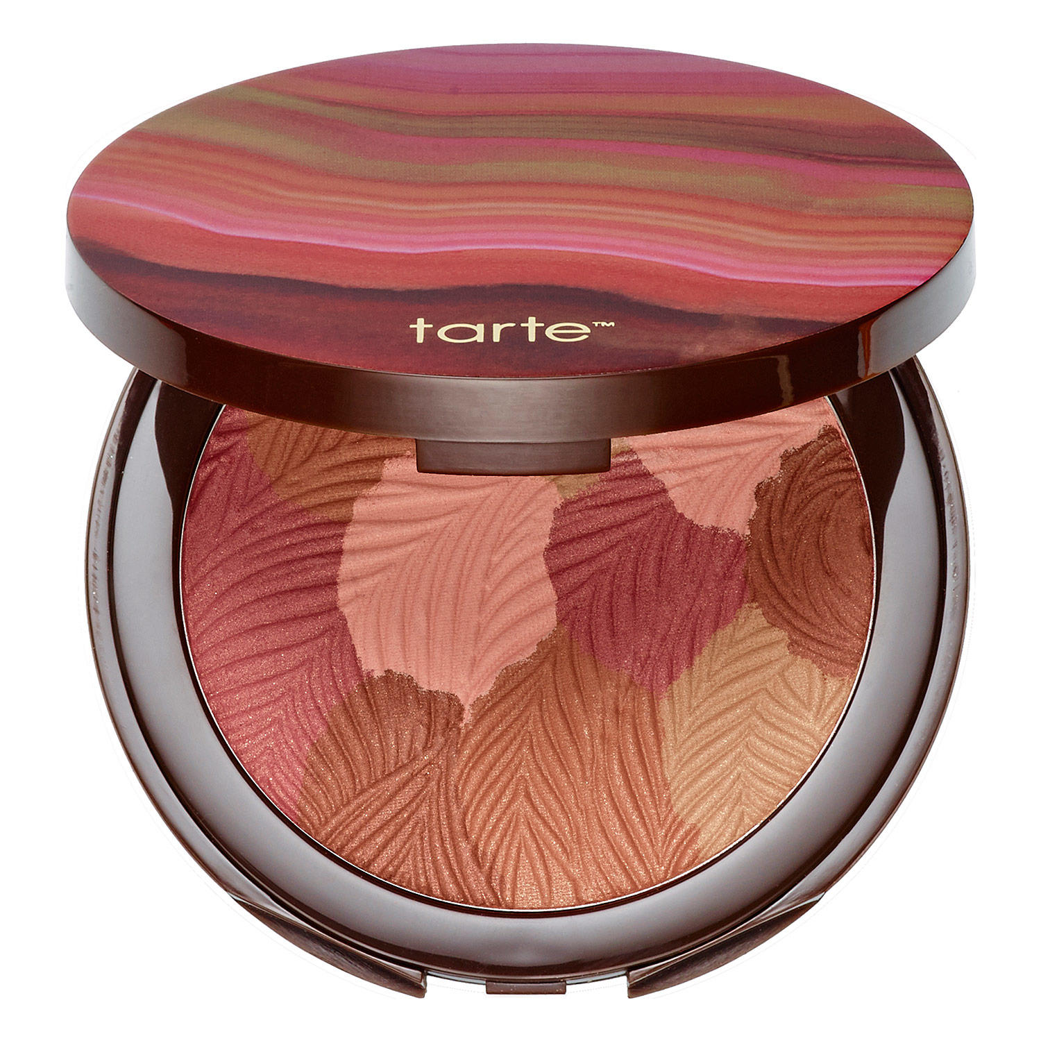 Tarte Colored Clay Bronzer Blush Park Ave Princess Pink Bronze