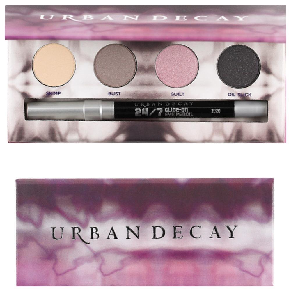 Urban Decay Beauty With an Edge Eyeshadow Quad