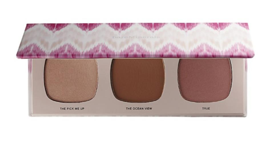 bareMinerals Ready Face Color Palette The Good Vibes
