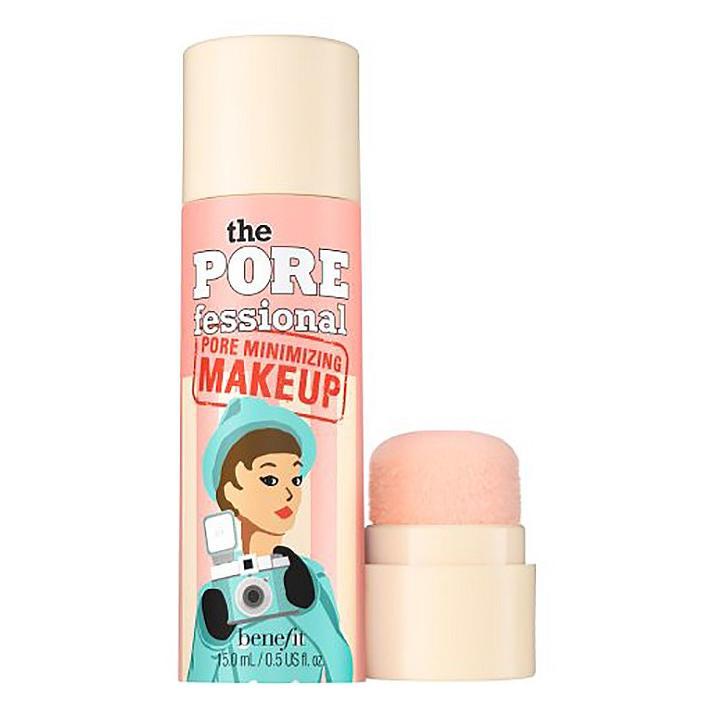 Benefit The POREfessional Pore Minimizing Makeup 4