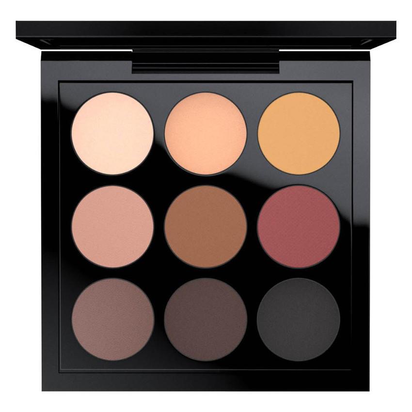 MAC Eyeshadow X 9 Palette Semi-Sweet Times Nine