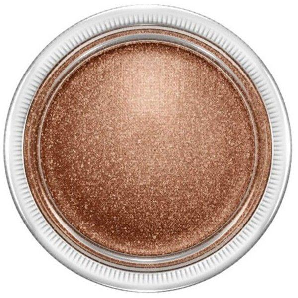 MAC Soft Serve Shadow Softened Up (copper brown)
