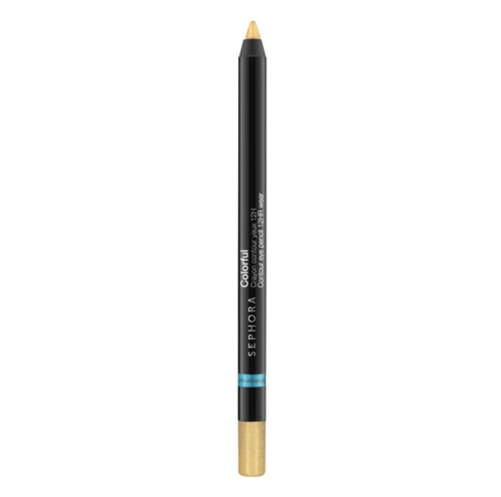 Sephora Nano Eye Pencil Gorgeous Gold Mini