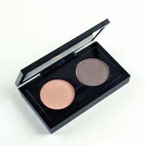MAC Duo Eyeshadow x2 Malt / Nasty Boy
