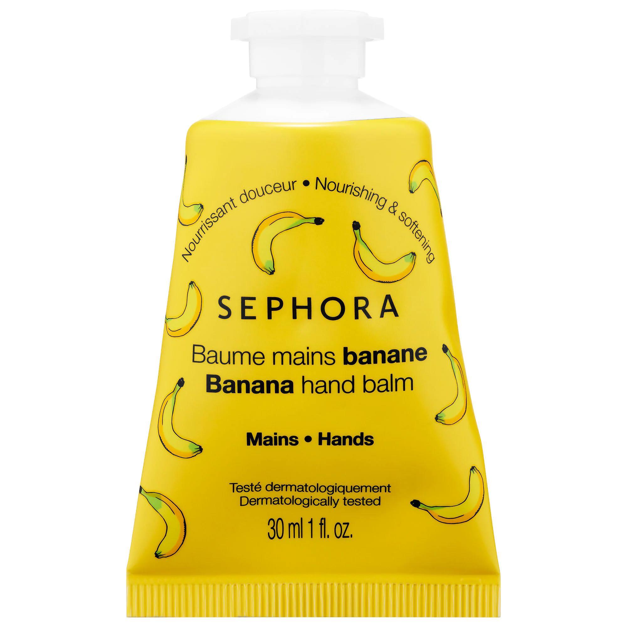Sephora Banana Hand Balm & Scrub