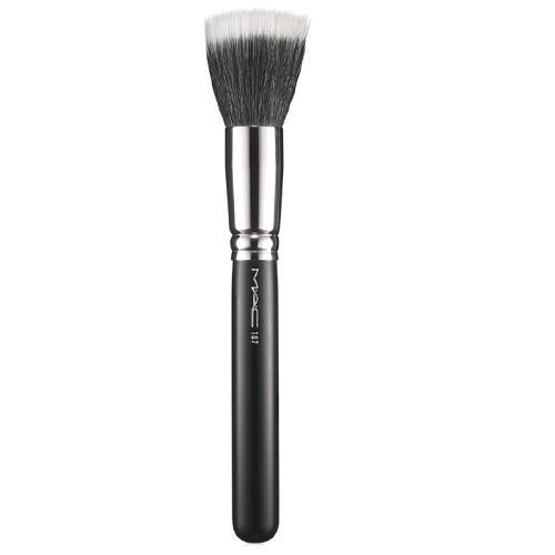 MAC Duo Fibre Face Brush 187