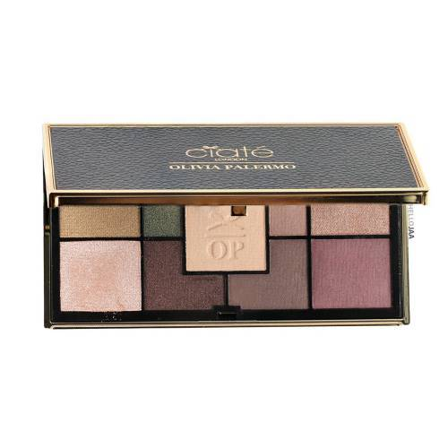 Ciate Olivia Palermo Collection The Smoldering Eye Palette