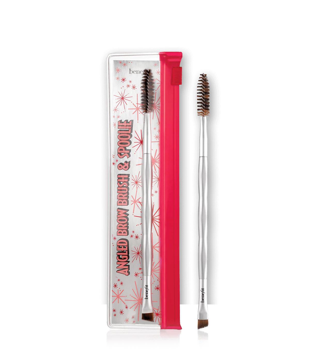 Benefit Angled Brow Brush & Spoolie