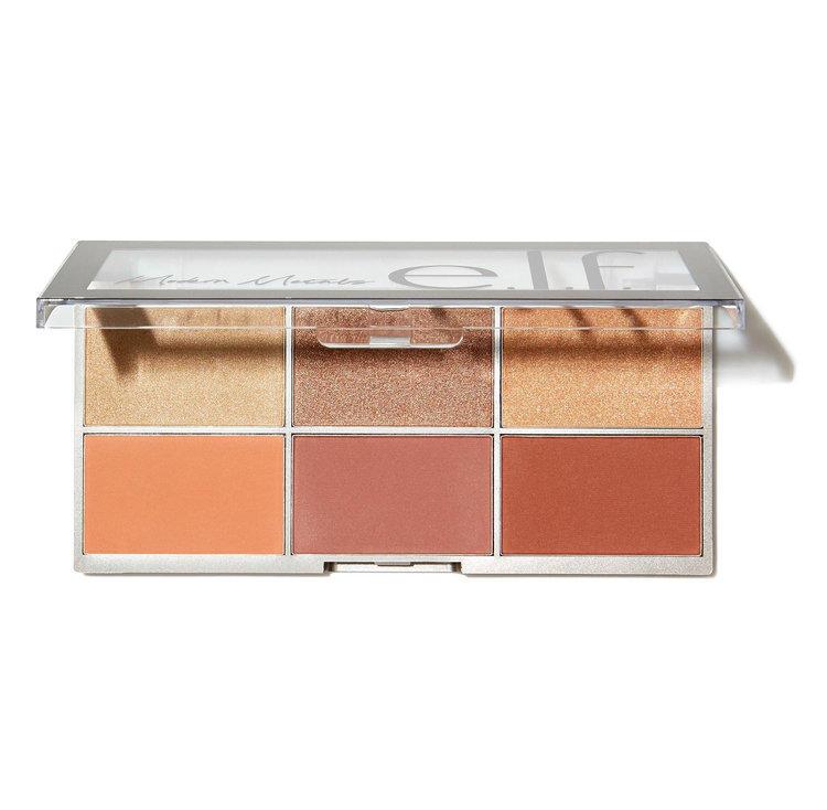 E.L.F. Modern Metals Blush Palette