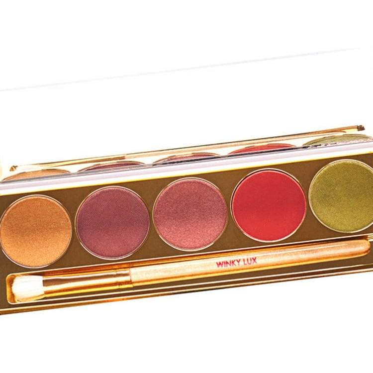 Winky Lux + Marzia Natura Eyeshadow Palette