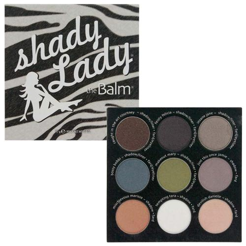 The Balm Shady Lady Eyeshadow Palette Vol. 2