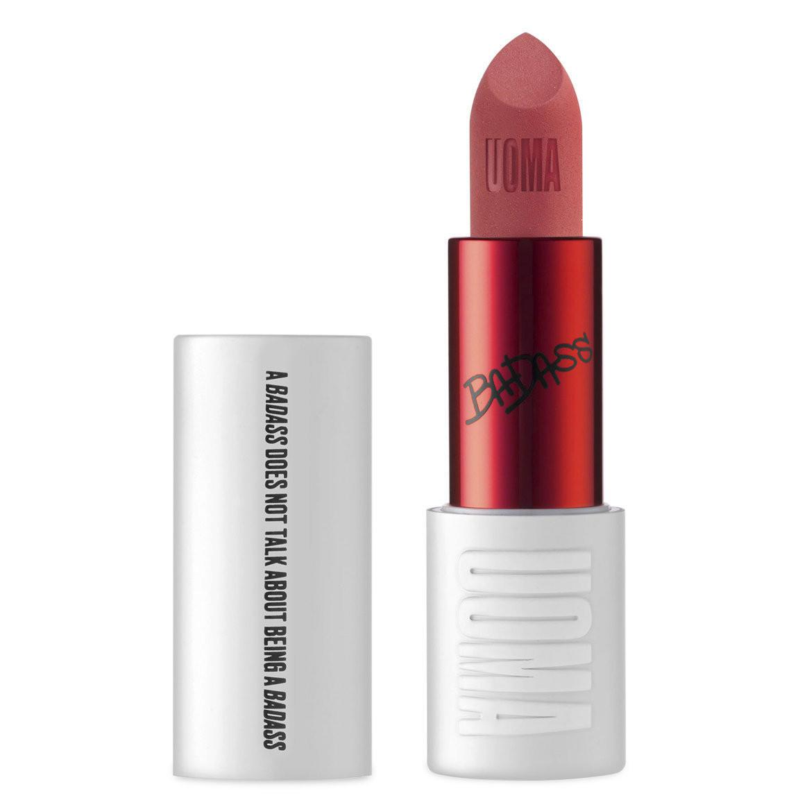 UOMA Beauty BadAdd Icon Matte Lipstick Coretta