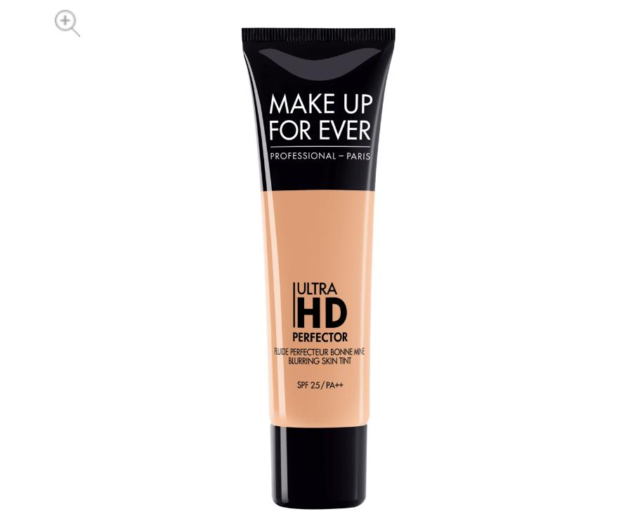 Makeup Forever Ultra HD Perfector Blurring Skin Tint Golden Apricot 07