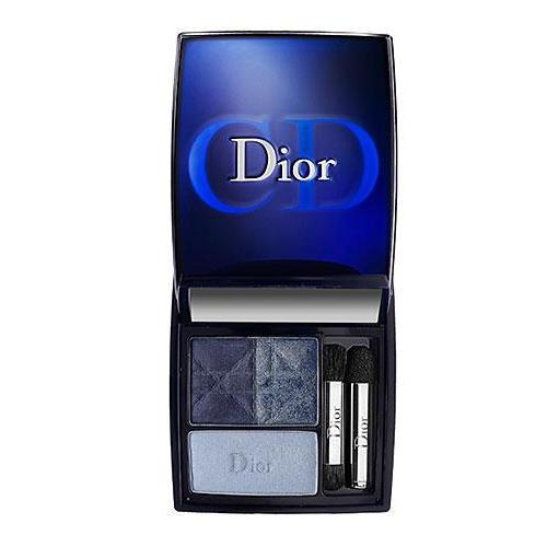 Dior 3 Couleurs Smoky Eye Palette Smoky Navy 291