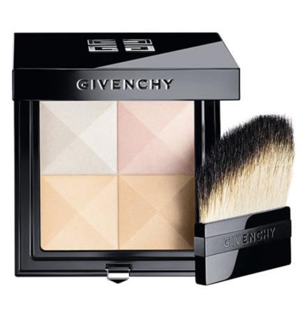 Givenchy Prisme Visage Silky Face Powder Quartet