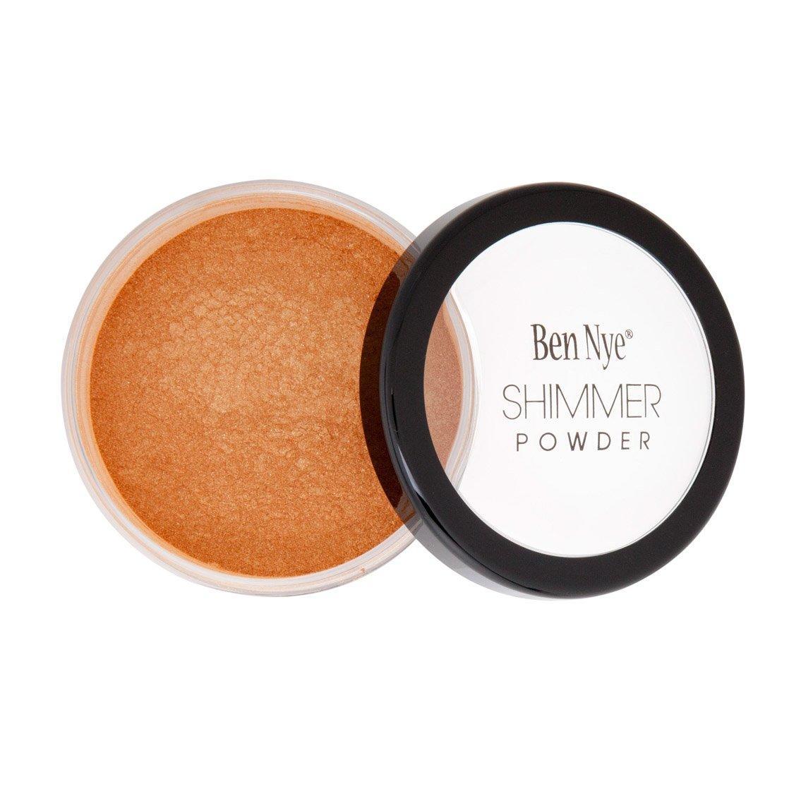 Ben Nye Shimmer Powder Bronze Shimmer