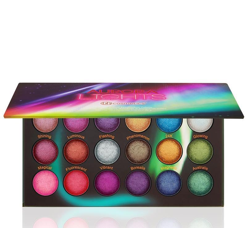 BH Cosmetics Aurora Lights Palette
