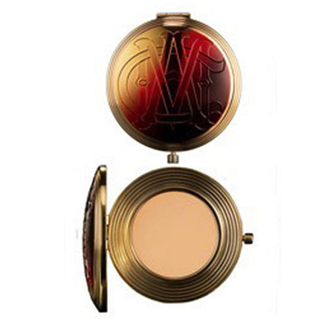 MAC Sheer Mystery Powder Medium Plus Monogram Collection