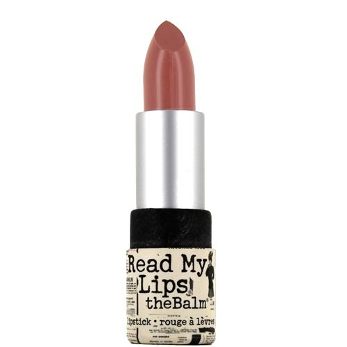 The Balm Lipstick Classified Read My Lips Collection