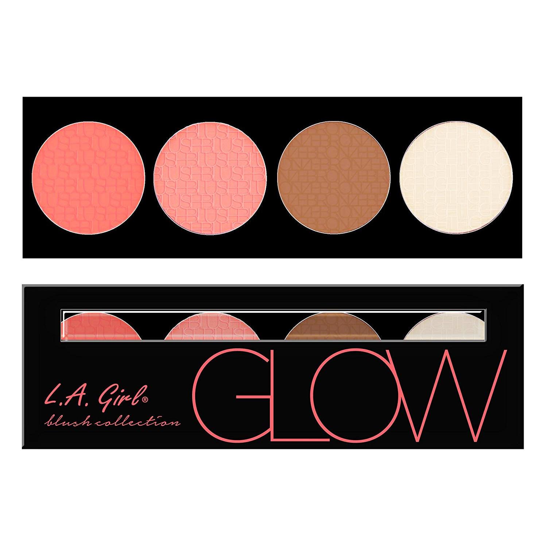 L.A. Girl Beauty Brick Blush Palette Glow