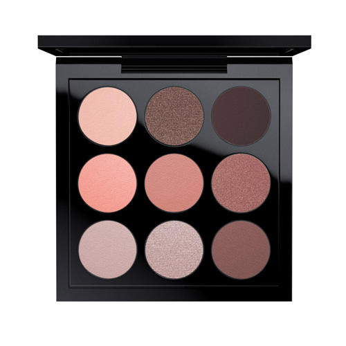 MAC Dusky Rose Times Nine Eyeshadow Palette