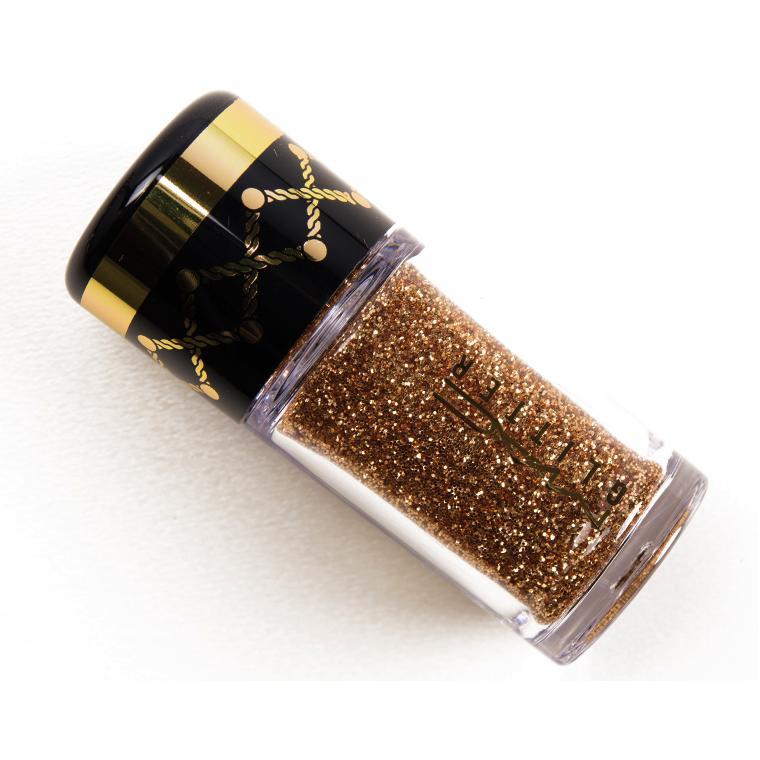 MAC Gold Glitter Nutcracker Collection