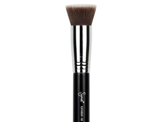 Sigma Flat Top Kabuki Face Brush Chrome F80