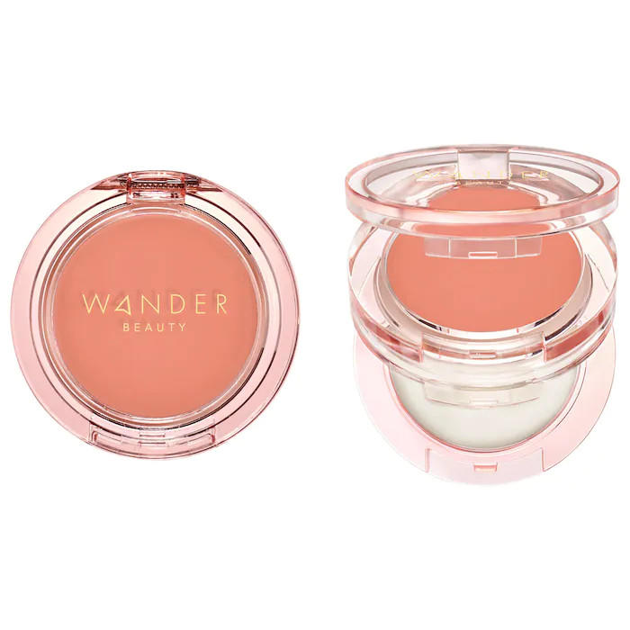 Wander Beauty Double Date Lip & Cheek Tint Suit Talker/Swipe