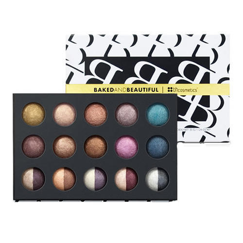 BH Cosmetics Baked And Beautiful 20 Color Eyeshadow Palette