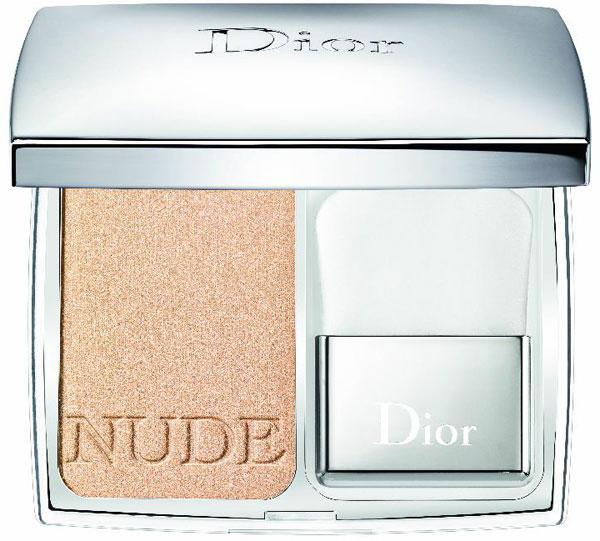 Dior Diorskin Nude Shimmer Instant illuminating Powder 001