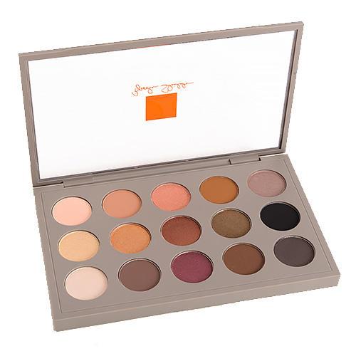 MAC 15 Eyeshadow Palette Brooke Shields Collection Gravitas
