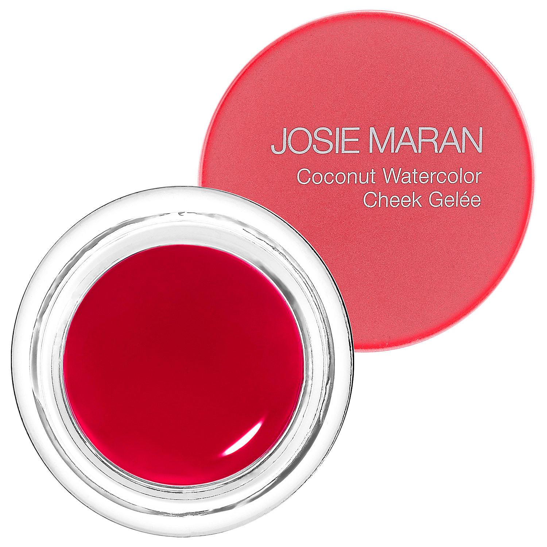 Josie Maran Coconut Watercolor Cheek Gelée Poppy Paradise