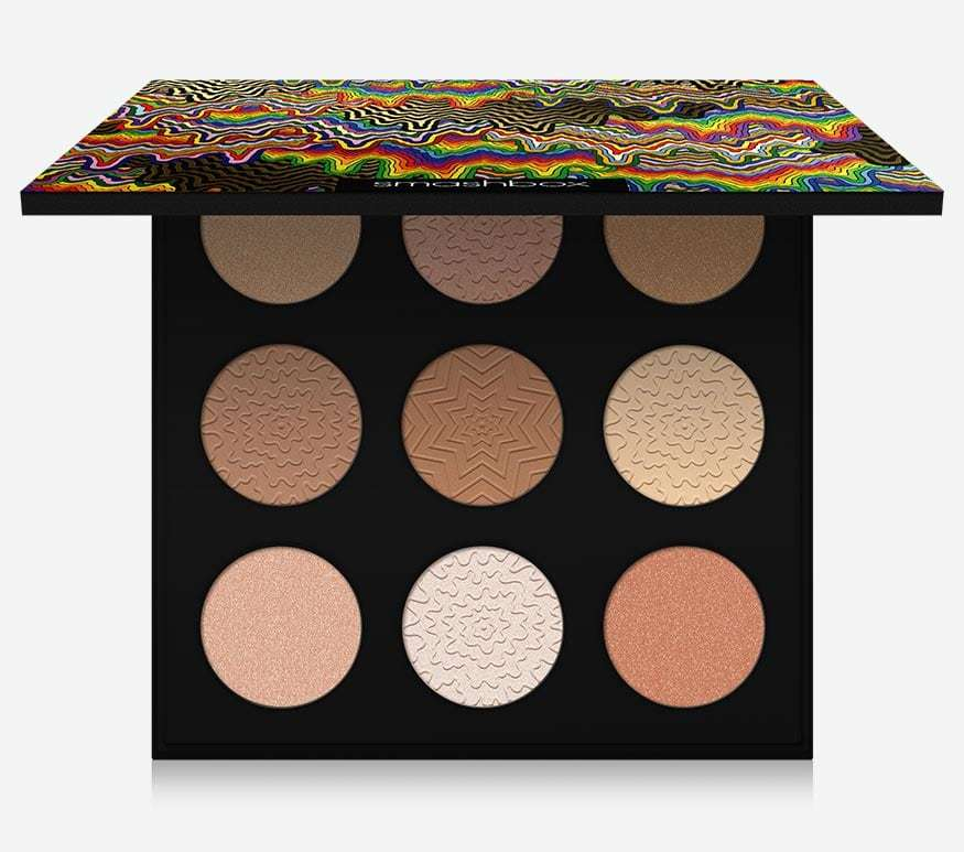 Smashbox Holidaze: Contour & Spotlight Highlighting Palette